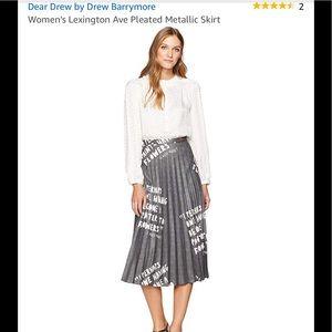 Pleated Skirt By Dear Drew